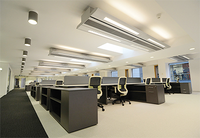 Office lighting - AEW