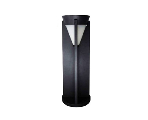Ozone Lighting Triangular LED Bollard Light